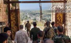 معركة روسيا في إدلب