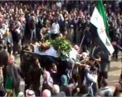المشكلة هي الشعب السوري..
