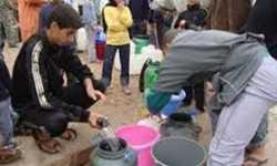 ملايين السوريين مهددون بالعطش خلال الصيف وشهر رمضان