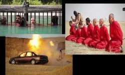 شهادة د. حذيفة عزام حول ضحايا فلم داعش