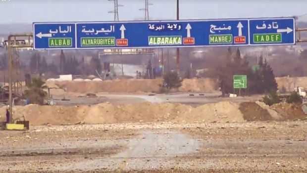 قوات النظام تستهدف مدينة الباب بقصف مدفعي، والجيش الحر يرد