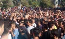 تجدد التظاهر في مدينة السويداء ضد النظام