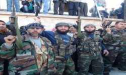 الجيش الحر يقتحم معسكرا إيرانيا في الغوطة الشرقية