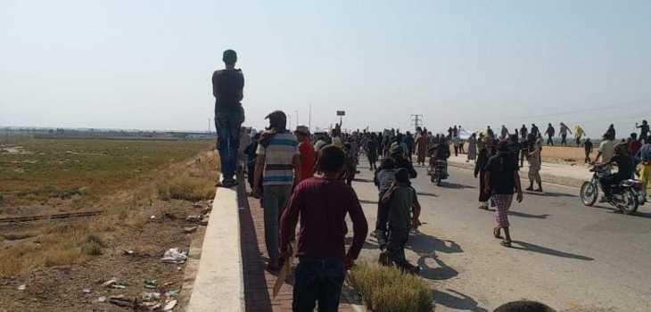 قتلى وجرحى برصاص قوات النظام خلال مظاهرات دعت إليها