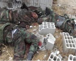 نشرة أخبار سوريا- 208 قتلى من قوات النظام خلال معارك جسر الشغور بينهم ضباط برتب عالية، ومجاهدو حلب يسيطرون على مواقع استراتيجية بحي الشيخ سعيد-(23_5_2015)
