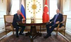 أردوغان يلتقي بنظيريه الروسي والإيراني قبيل القمة الثلاثية