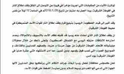 مجلس محافظة ريف دمشق يحمل روسيا مسؤولية ما يجري في الغوطة