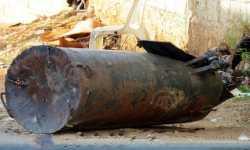 براميل الأسد.. القصة الكاملة