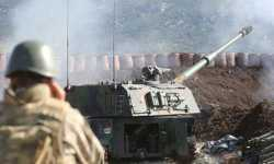 إسقاط المروحية الأولى للجيش التركي في عفرين.. و