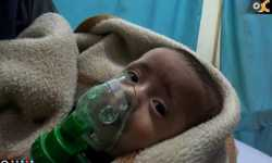 الكيماوي في الغوطة من جديد.. عشرات حالات الاختناق في قصف بالكلور السام على دوما