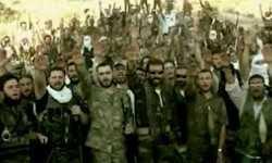 الجيش الحر يعلن عن «الفيلق الأول»