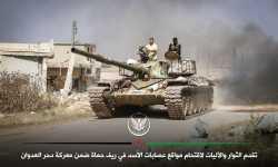 حصاد أخبار الاثنين - الثوار يكبدون ميلشيات الأسد خسائر بالجملة على جبهات ريف حماة، والأمم المتحدة تتوقع فرار مليوني سوري إلى تركيا في حال احتدام المعارك شمال سورية -(10-6-2019)