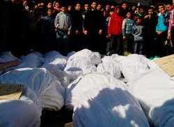 حمص.. إذ يقصفها النظام الظالم بكلِّ قُواه!