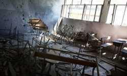 تربية إدلب تعلن بنّش مدينة منكوبة تعليمياً