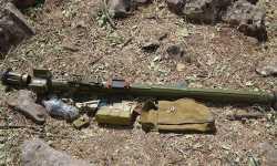 الجيش التركي يعلن ضبط