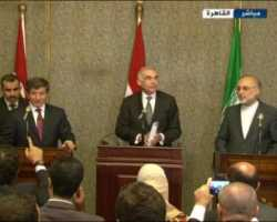 لا تقدم باجتماع القاهرة حول سوريا