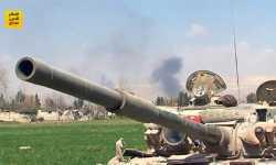 من قصص البطولة في الغوطة .. عندما دمر الثوار دبابة بقنبلة