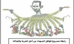 الإخطبوط السوري