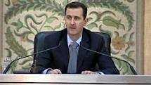 الأسد يلقي خطابه الثالث منذ بدأ الثورة وقواته تعوق فرار اللاجئين