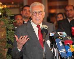 الابراهيمي: دمشق وافقت على الالتزام بهدنة ايام عيد الاضحى