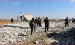 نظام الأسد لم يتوقف عن إلقاء البراميل: أكثر من 600 برميل متفجر خلال الشهر الماضي