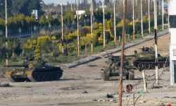 الجبهة الشعبية تقر بسيطرة المعارضة السورية على «اليرموك»