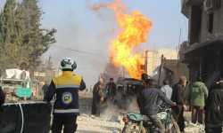 نشرة أخبار سوريا- قصف مستمر على الغوطة يوقع ضحايا مدنيين، والثوار يفرضون حصاراً كاملاً على إدارة المركبات في حرستا -(31-12-2017)