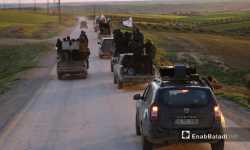 حصاد أخبار الخميس- الثوار يشنون هجوماً معاكساً لاستعادة المناطق التي انسحبوا منها جنوبي إدلب، والجيش الوطني يتعهد بإرسال مؤازرات إضافية إلى جبهات إدلب وحماة -(15-8-2019)