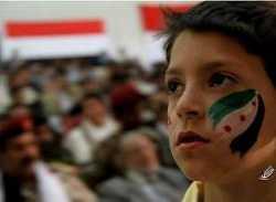نداءات إلى دمشق وحلب والأكراد