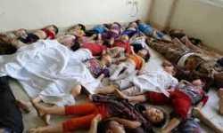 قوات الأسد استخدمت الغازات السامة 50 مرة خلال 3 أشهر