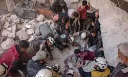 ضحايا في انفجار مجهول المصدر بجسر الشغور غربي إدلب