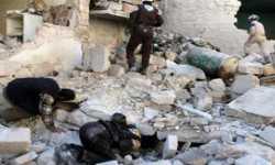 الحولة على طريق مضايا.. والحصار يطال 130 ألف مدني