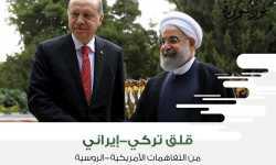 قلق تركي-إيراني من التفاهمات الأمريكية-الروسية