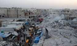 نشرة أخبار سوريا- الإسلامي السوري يستنكر بغي الهيئة على الزنكي، والطيران الروسي يرتكب مجزرة أودت بحياة 60 شهيداً في مدينة الأتارب غربي حلب -(13-11-2017)