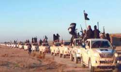 سيارات داعش وسيلة لنقل الأسلحة من العراق إلى سوريا