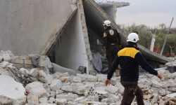 شهيدان وعشرات الجرحى في غارات جوية على ريف إدلب