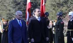 سعد الحريري من أنقرة: نتطلع إلى حل سوري يعيد اللاجئين إلى بلادهم