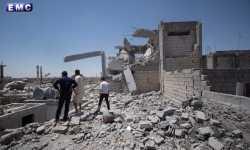حصاد أخبار الثلاثاء- قتلى للنظام في محاولة تقدم فاشلة على محور الكبانة بريف اللاذقية، وضحايا مدنيون في قصف جوي على ريف حماة -(30-7-2019)