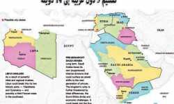 تقسيم العالم العربي والإسلامي إلى دويلات صغيرة متناحرة هدف استراتيجي تسعى إليه الدول الاستعمارية