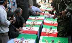 قتلى الحرس الثوري الإيراني في العراق جنرالات كبار