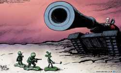 معركة هدفها روسيا