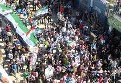 سمكة تشرشل وثورة سوريا