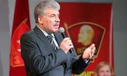 مرشح رئاسي منافس لبوتين: هذا ما سأفعله بالقوات الروسية في سوريا
