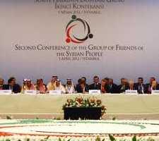 مؤتمر أصدعاء الشعب السوري (2) ودعم الاتصالات