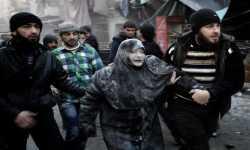 تقرير حقوقي: 58 مجزرة في سورية الشهر الماضي