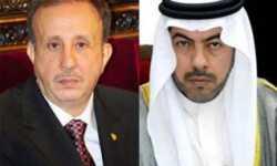 تلاسن بين رئيس البرلمان العربي ورئيس مجلس الشعب السوري
