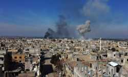 نظام الأسد يخرق اتفاق وقف إطلاق النار في إدلب