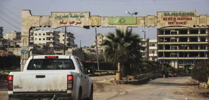 نشرة أخبار سوريا- فعاليات شعبية في إدلب ترفض الاعتراف بحكومة الإنقاذ، وفصائل غصن الزيتون تمنع عناصرها من دخول عفرين  -(19-3-2018)