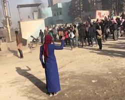 توسع الاحتجاجات ضد مليشيا الحماية الكردية في الرقة