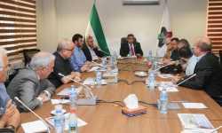 الائتلاف يجتمع مع مجلس حلب لبحث التطورات الميدانية والوقوف على احتياجات المدينة